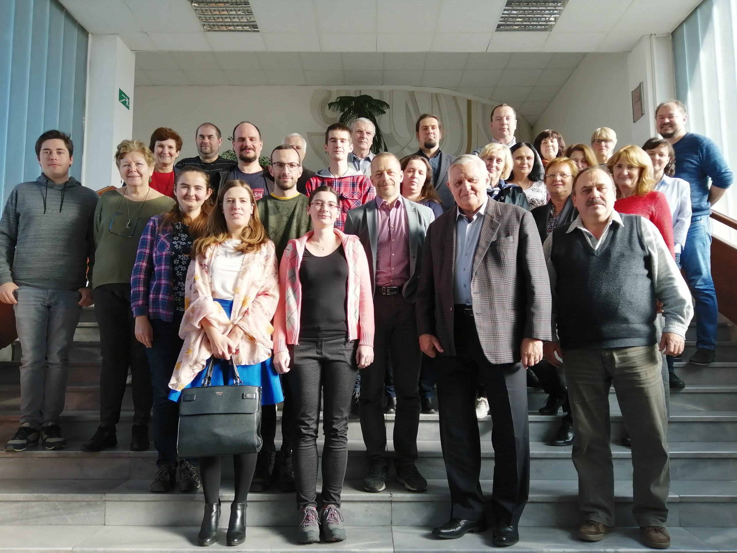 Fotografia Slovenskej komisie ChO zo zasadnutia 2019
