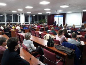 Slávnostné otvorenie Celoštátneho kola ChO pre kategórie A a EF v Košiciach