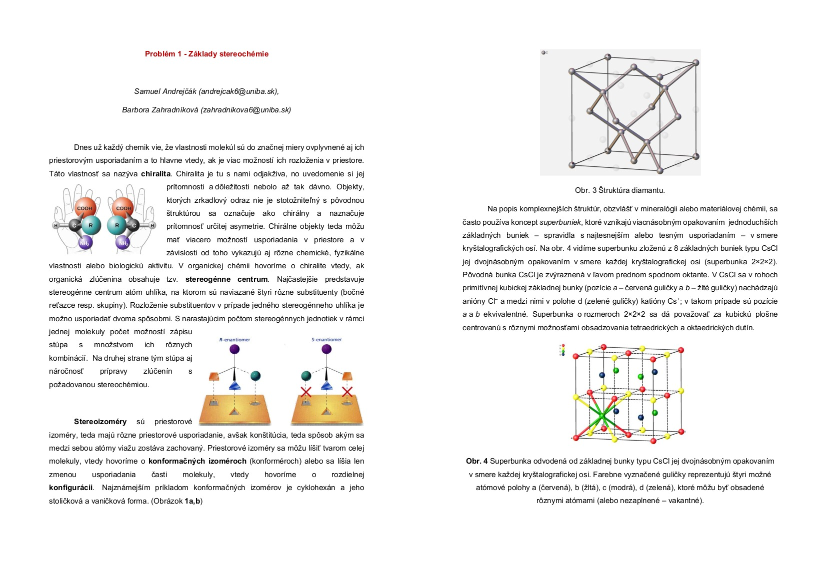Ilustračný obrázok pre úlohy 1. kola 3. ročníka CHEMoUK-a