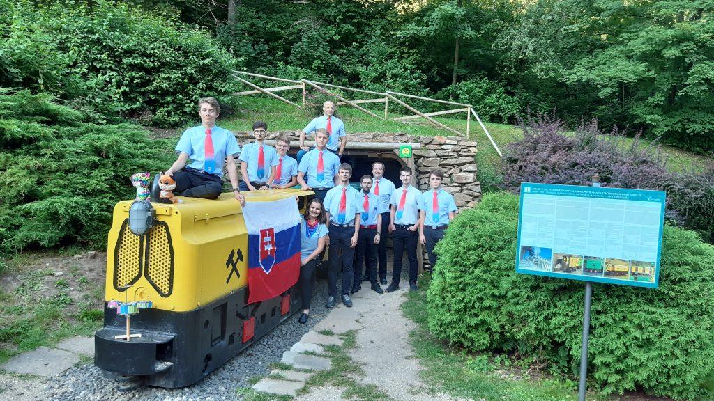 Reprezentačný tím Slovenska na IChO 2021