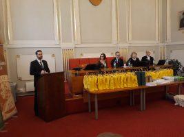 Príhovor prodekana Prírodovedeckej fakulty UK v Bratislave, Petra Hanajíka