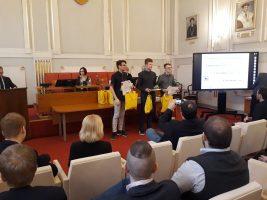 4. - 6. miesto v kategórii A: Samuel Novák, Matúš Tomčo a Martin Škuta