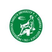 Logo UJPŠ Košice